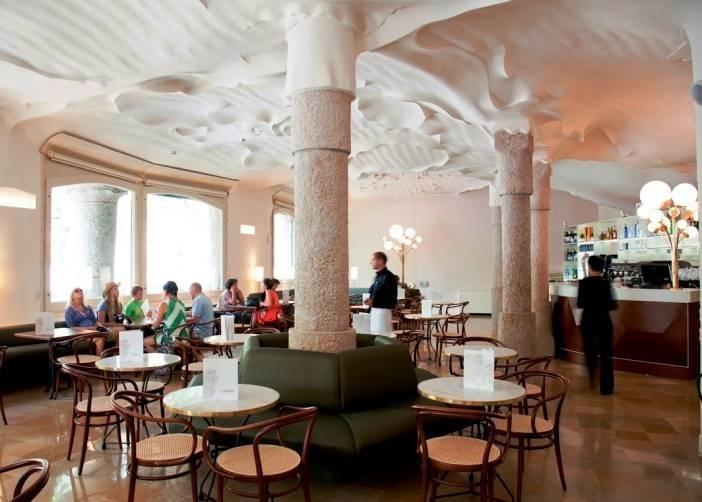 Caf de la pedrera en barcelona - Restaurante vietnamita barcelona ...