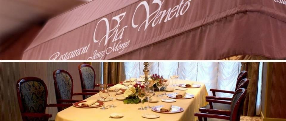 Restaurante VíaVeneto