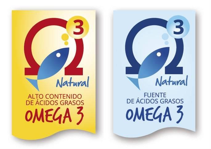 Nuevos Imagotipos del omega 3